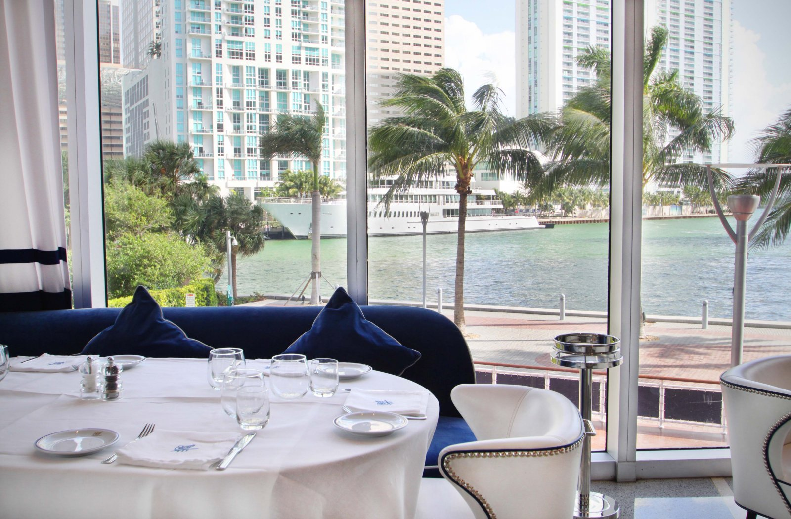 Cipriani Downtown Miami at ICON Brickell